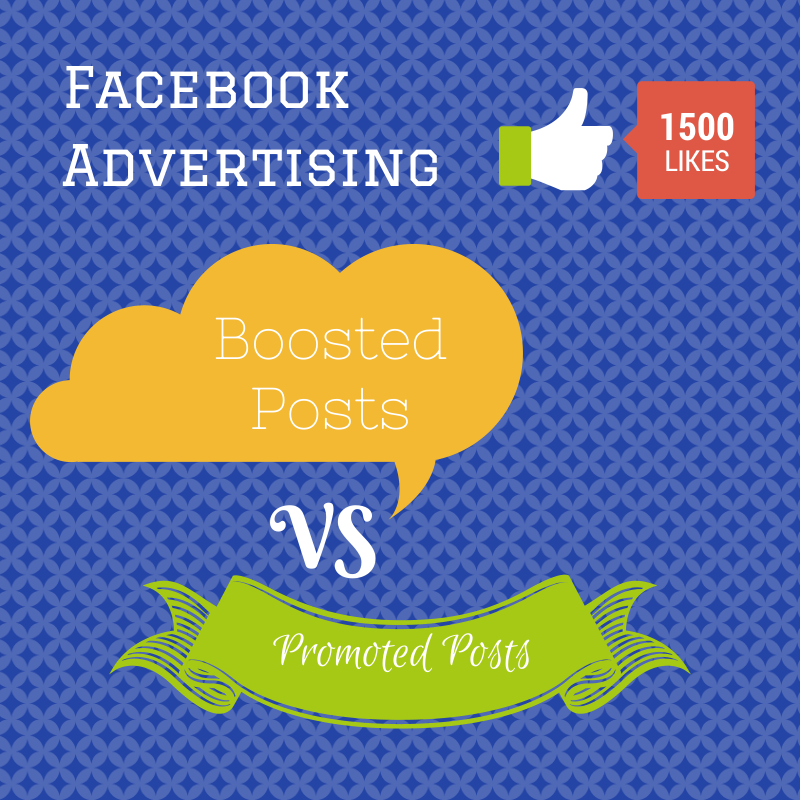 Facebook Advertising: Boosted Posts vs Promoted Posts | Small Screen Producer Digital and Inbound Marketing Agency Houston