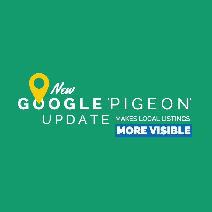 New Google 'Pigeon' Update Makes Local Listings More Visible
