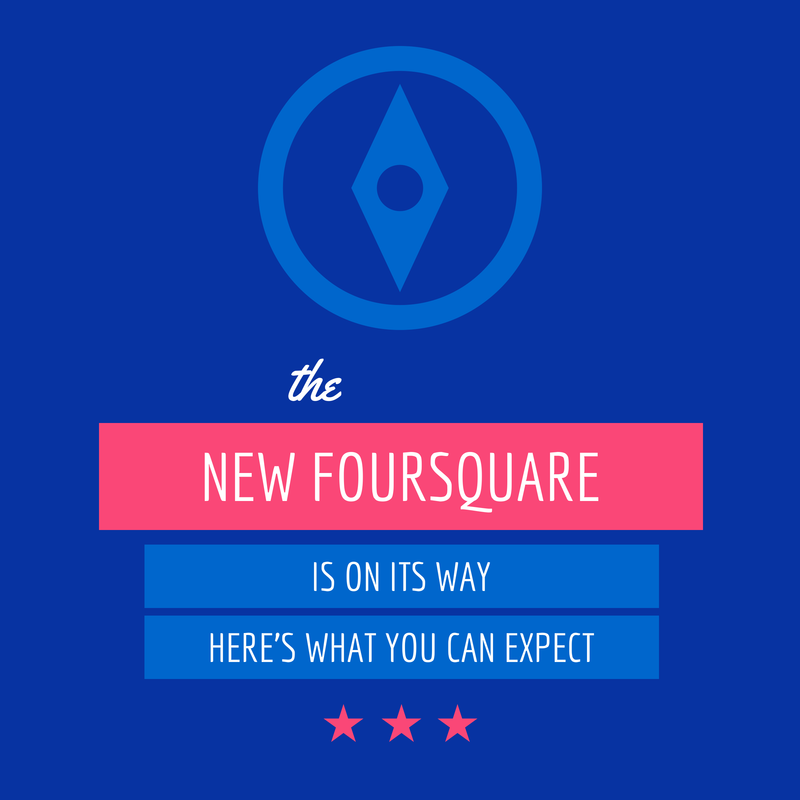 The Brand New Fousquare is on its Way, Here's What You Can Expect
