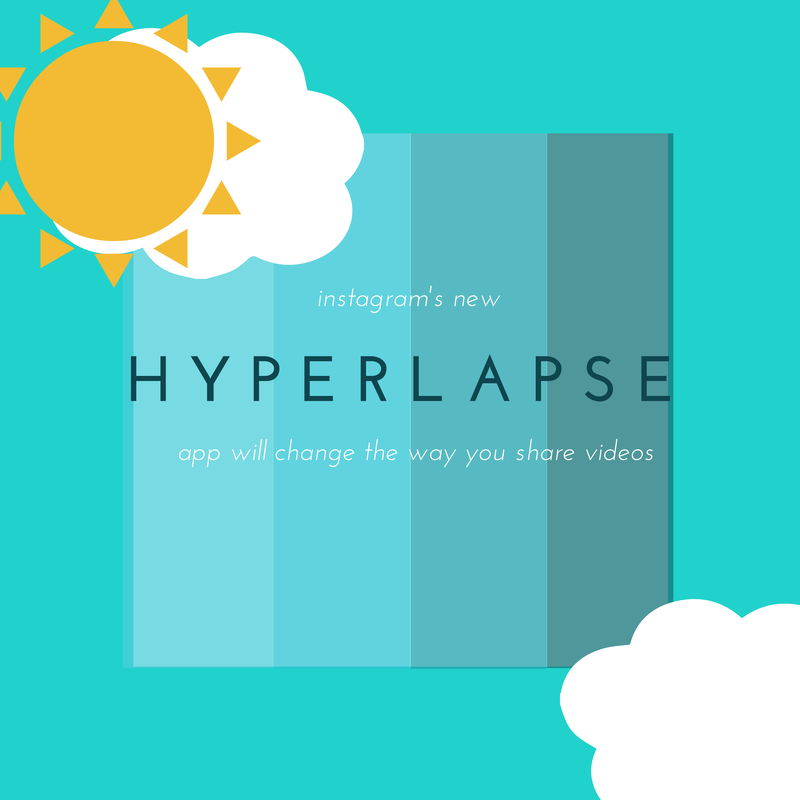 Instagram's New Hyperlapse App Will Change the Way You Share Videos