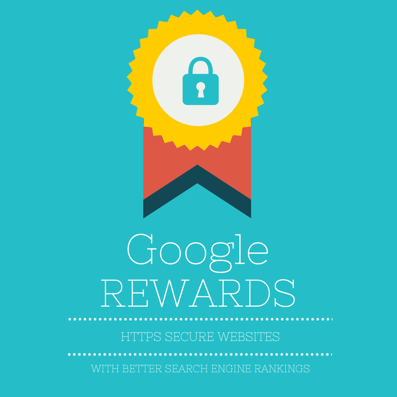 Google Rewards HTTPS Secure Websites with Better Search Rankings