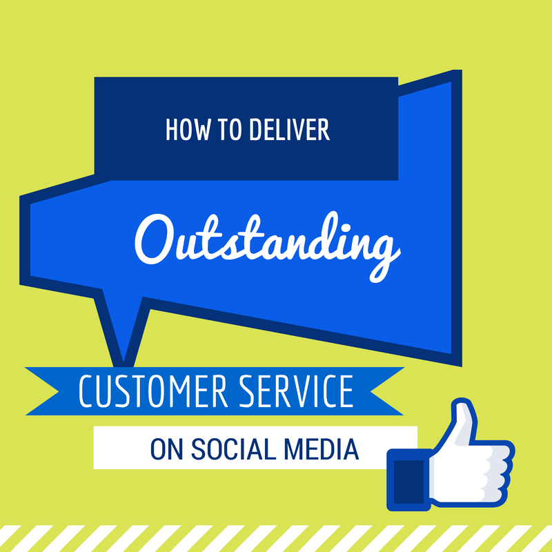 How to Deliver Outstanding Customer Service on Social Media | Small Screen Producer Digital and Inbound Marketing Agency Houston