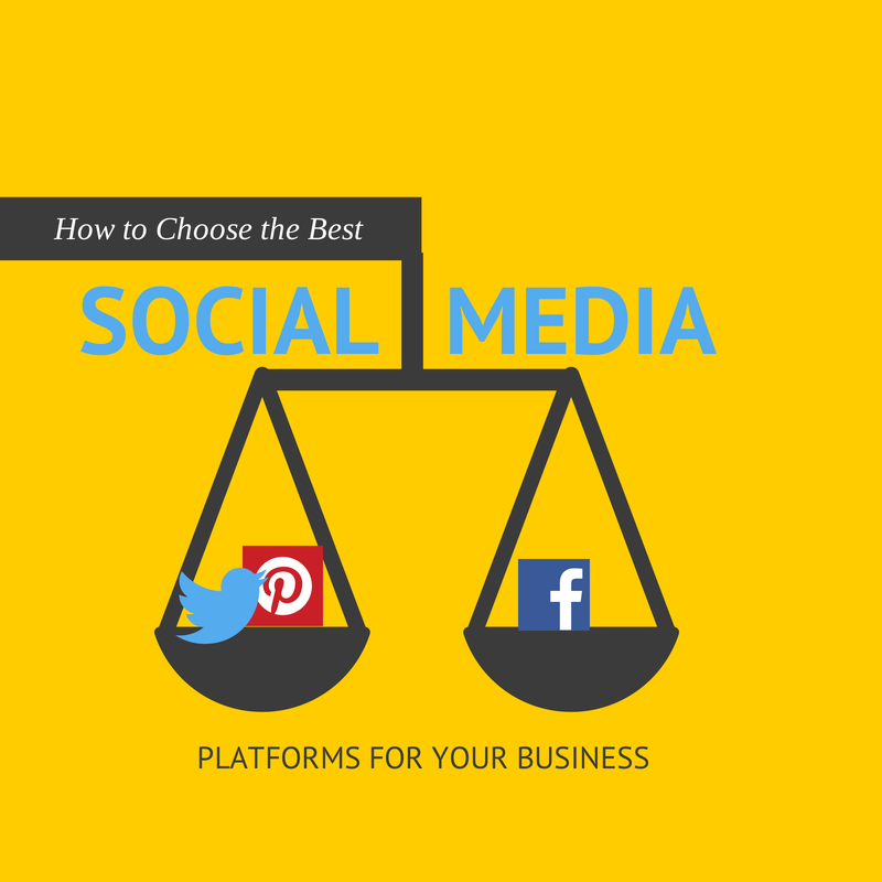 How to Choose the Best Social Media Platforms for Your Business | Small Screen Producer Digital and Inbound Marketing Agency Houston