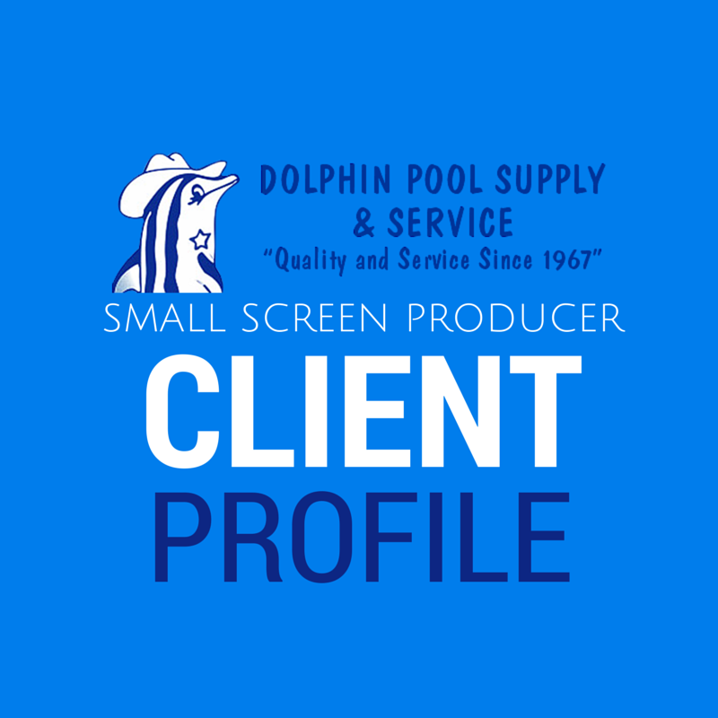 Client Profile: Dolphin Pool Supply & Service