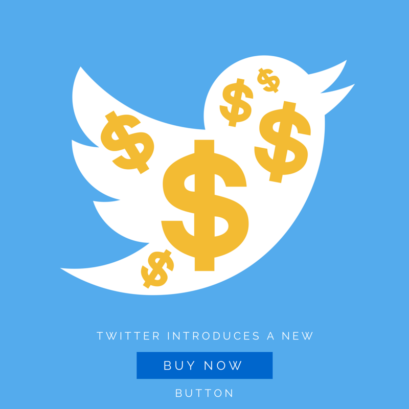 Twitter Introduces a New 'Buy Now' Button (and for Good Reason)