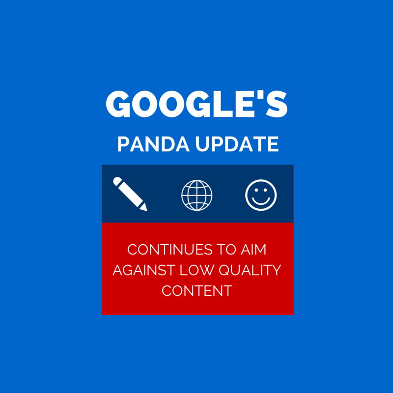 Google's Panda Update Continues to Aim Against Low Quality Content