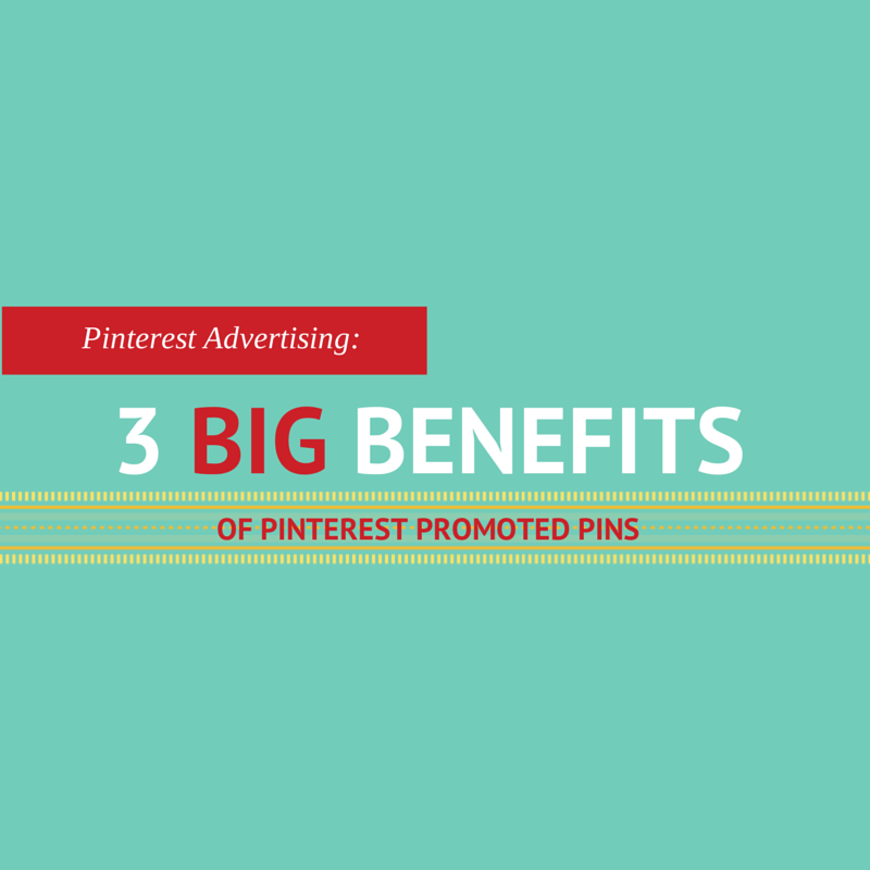 Pinterest Advertising: 3 Big Benefits of Pinterest Promoted Pins | Small Screen Producer Digital and Inbound Marketing Agency Houston
