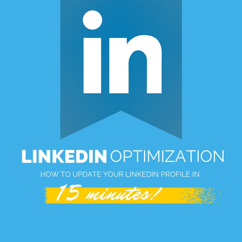 linkedin-optimize-profile