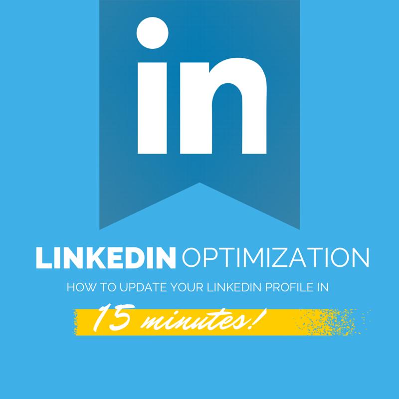 linkedin-optimize-profile