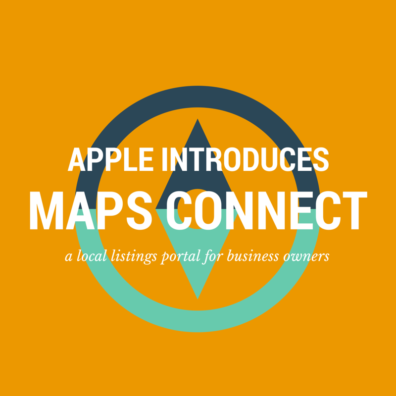APPLE-INTRODUCES-MAPS-CONNECT