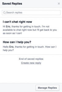 How to Build Great Customer Relationships Using Facebook Messaging | Small Screen Producer Digital and Inbound Marketing Agency Houston