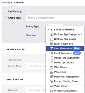 How to Use Facebook Lead Ads for Your Business   Small Screen Producer Digital and Inbound Marketing Agency Houston